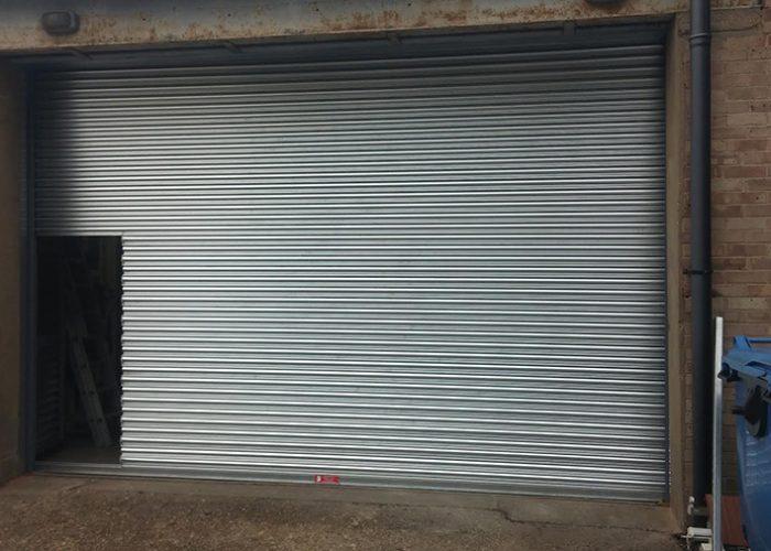 Warehouse Roller Door Melbourne