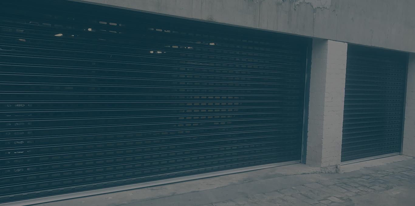 IDS door shutter instalation