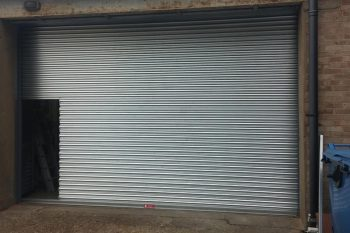 Warehouse Roller Door Melbourne